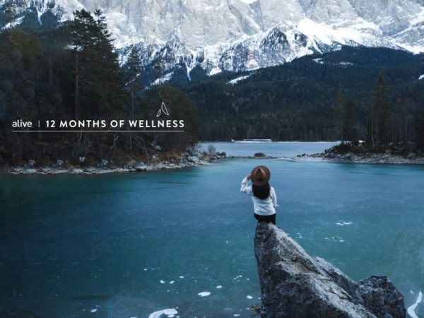 alive\'s 12 Months of Wellness: Sign Up Now